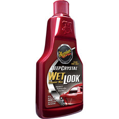 Meguiar's Deep Crystal Wet Look Wax - 473mL, , scanz_hi-res