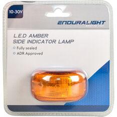 Side Marker - LED, Amber, 10-30V, , scanz_hi-res