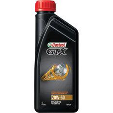 Castrol GTX Engine Oil 20W-50 1 Litre, , scanz_hi-res