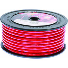 Aerpro Power Cable - 4 AWG, Red, , scanz_hi-res
