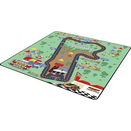 SCA Bathurst Kid's Picnic Rug - Bathurst Map, 1.5m x 1.5m, , scanz_hi-res
