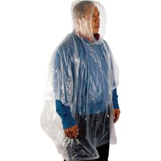 Emergency Poncho - Clear, , scanz_hi-res