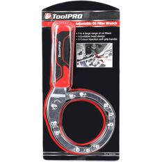 ToolPRO Adjustable Oil Filter Wrench, , scanz_hi-res