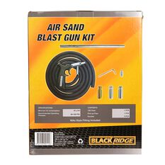 Blackridge Air Sand Blast Gun Kit, , scanz_hi-res