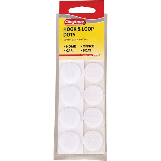 Hook & Loop - Dots, 20mm, , scanz_hi-res