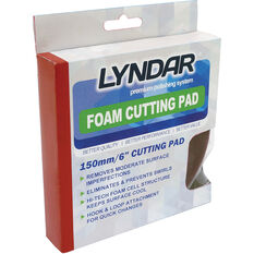Lyndar Foam Cutting Pad 150mm, , scanz_hi-res