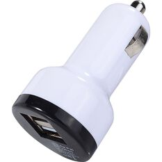 SCA To Dual USB Charger - 12V, , scanz_hi-res