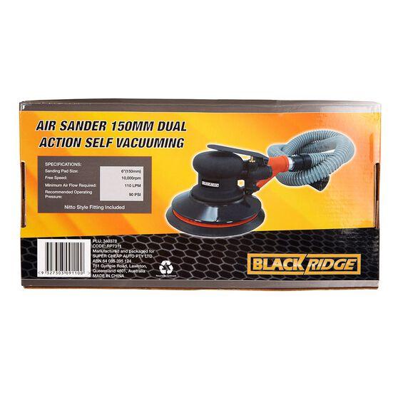 Air Sander With Vacuum - 6 150mm, , scanz_hi-res