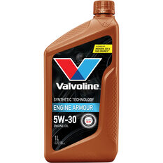 Valvoline Engine Armour Engine Oil 5W-30 1 Litre, , scanz_hi-res