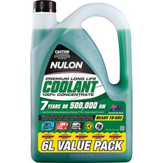 Nulon Green Premium Long Life Coolant Concentrate 6 Litre, , scanz_hi-res
