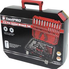 ToolPRO Tool Kit 216 Piece, , scanz_hi-res
