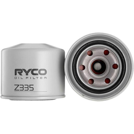 Ryco Oil Filter - Z335, , scanz_hi-res
