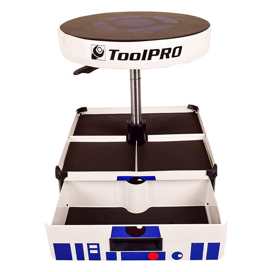 ToolPRO Roller Seat with Drawer, Limited Edition, Robot Design, , scanz_hi-res