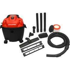 ToolPro Wet and Dry Workshop Vacuum - 10 Litre, , scanz_hi-res