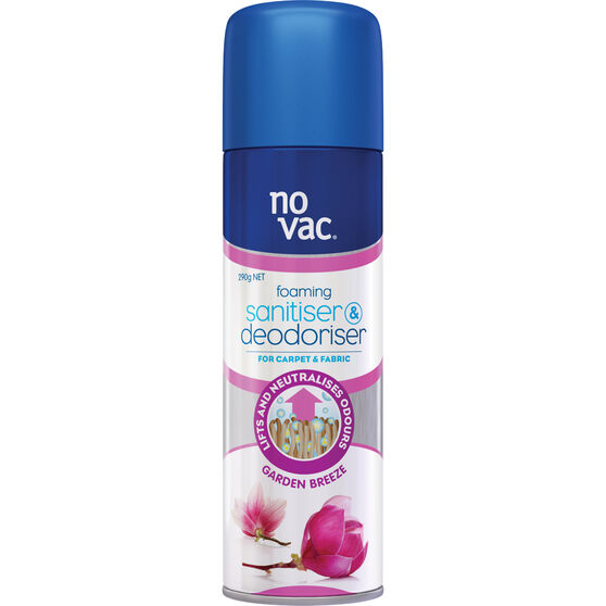 No Vac Deodoriser Air Freshener - Garden Breeze, 290g, , scanz_hi-res