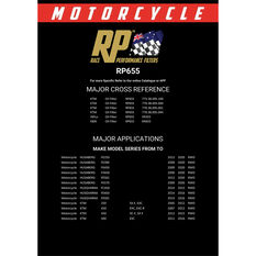 Race Performance Motorcycle Oil Filter - RP655, , scanz_hi-res
