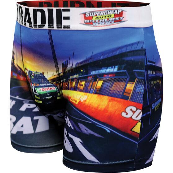 Tradie Mens Bathurst Startline Trunks Startline S, Startline, scanz_hi-res