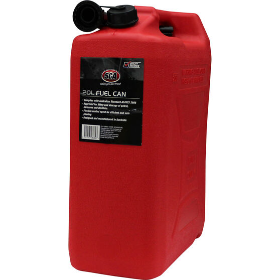 SCA Petrol Jerry Can - 20 Litre, , scanz_hi-res