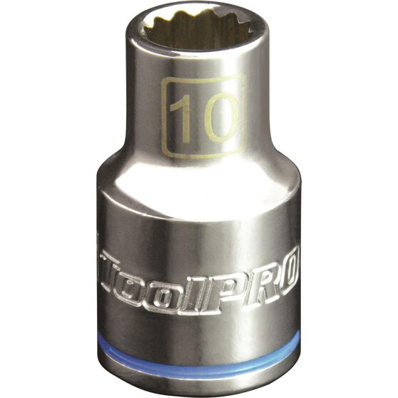 "ToolPRO Single Socket - 1/2"" Drive, 10mm, , scanz_hi-res"