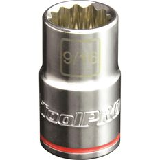 "ToolPRO Single Socket - 1/2"" Drive, 9/16"", , scanz_hi-res"