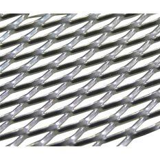 Body Kit Mesh, Silver - 1200 X 280mm, , scanz_hi-res