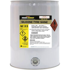 Trade Direct Silicone Tyre Shine, 20 Litre ST/AC33/20, , scanz_hi-res