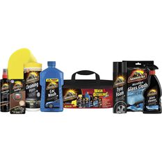 Armor All Wash  and  Detailing Caddy - 8 Pieces, , scanz_hi-res