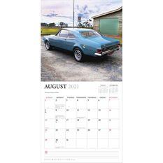 Calendar Monaro Square 2021, , scanz_hi-res