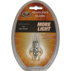 SCA Performance Globe - More Light, H1, 12V, 55W, , scanz_hi-res