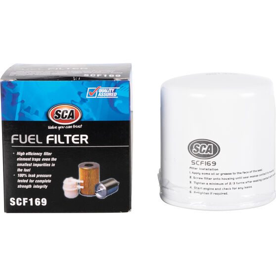 SCA Fuel Filter - SCF169 (Interchangeable with Z169A), , scanz_hi-res