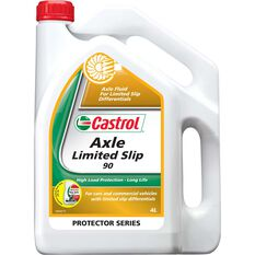 Castrol LSX 90 Rear Axle Differential Fluid - 4 Litre, , scanz_hi-res
