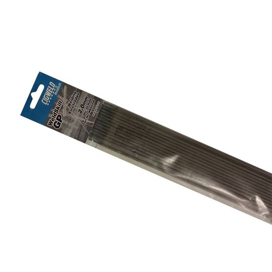 Cigweld Weld Skill ARC Electrodes - 20pce, 2.0mm, , scanz_hi-res