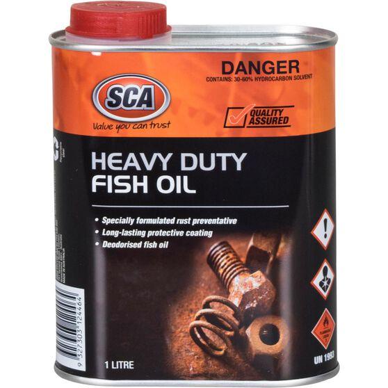 SCA Heavy Duty Fish Oil - 1 Litre, , scanz_hi-res