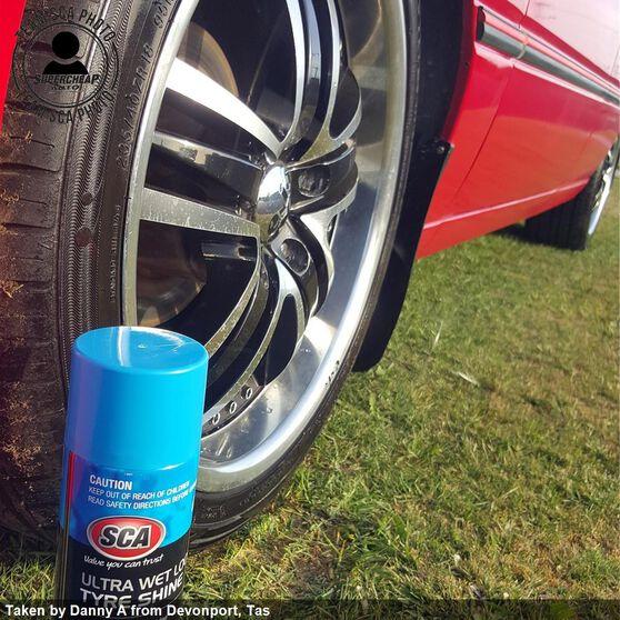 SCA Tyre Shine Wet Look - 500g, , scanz_hi-res