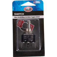 SCA Switch - Toggle, On / Off / On, Metal, With Tab, , scanz_hi-res