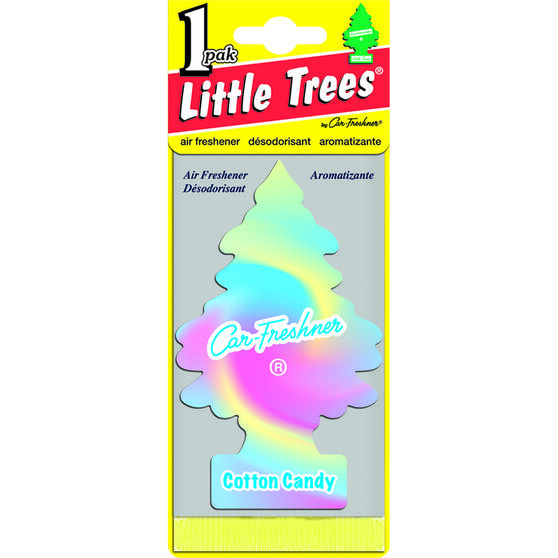 Little Trees Air Freshener - Cotton Candy, , scanz_hi-res