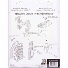 Martyr Alloy Outboard Anode Kit -CMSZ90140KITA, , scanz_hi-res