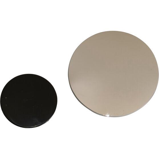 Cabin Crew Blind Spot Mirror - Chrome, 61mm, , scanz_hi-res