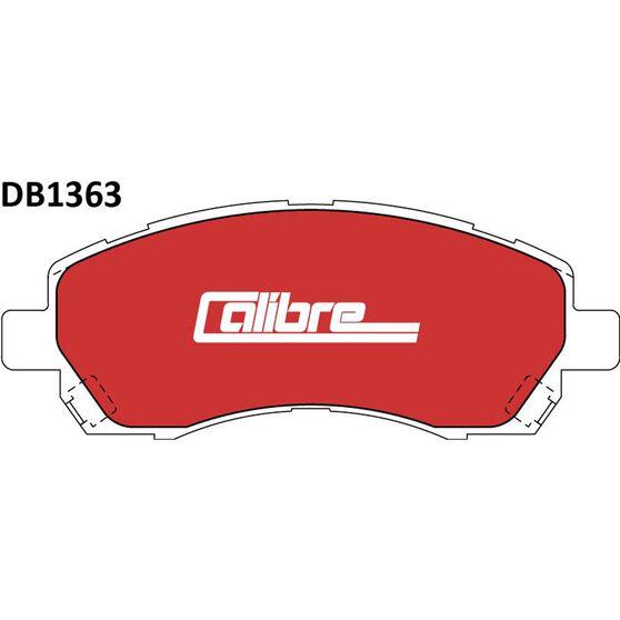 Calibre Disc Brake Pads - DB1363CAL, , scanz_hi-res