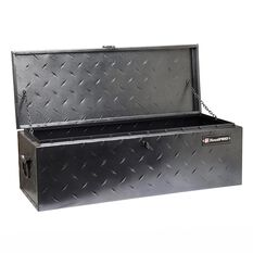 Outback Tool Box - Galvanised Steel, 100 Litre, , scanz_hi-res