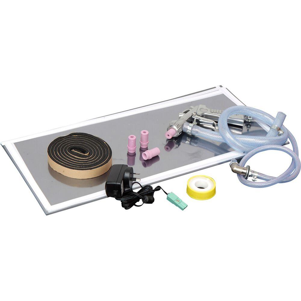 Abrasive Blasting Cabinet Light 12v Power Adapter | Review ...