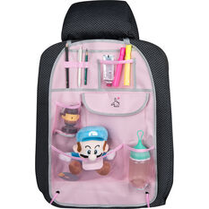 Cabin Crew Kids Backseat Organiser - Pink, , scanz_hi-res