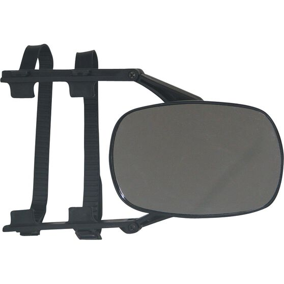 Towing Mirror - 4X4 Clip On, X-Large, Adjustable, Single, , scanz_hi-res