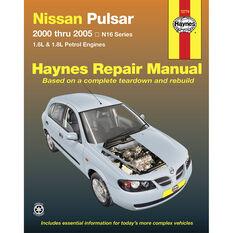 Haynes Car Manual For Nissan Pulsar N16 2000-2005 - 72774, , scanz_hi-res