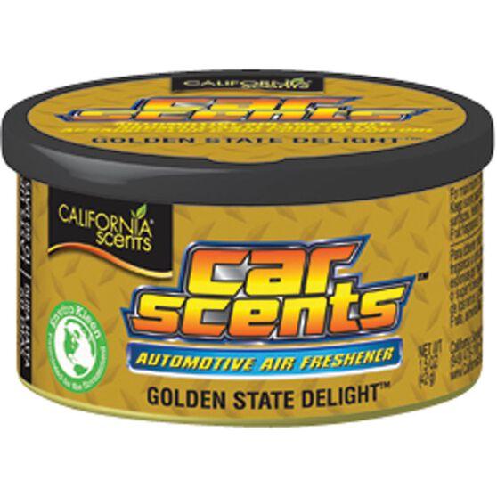 California Scents Car Scents Air Freshener - Golden Delight, 42g, , scanz_hi-res