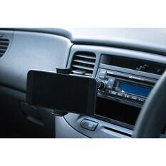 Cabin Crew Phone Holder - Vent Mount Expander Black, , scanz_hi-res