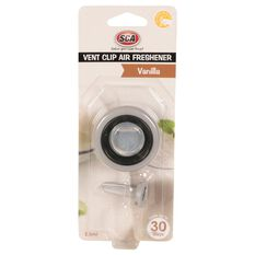 SCA Vent Air Freshener - Vanilla, 2.5mL, , scanz_hi-res
