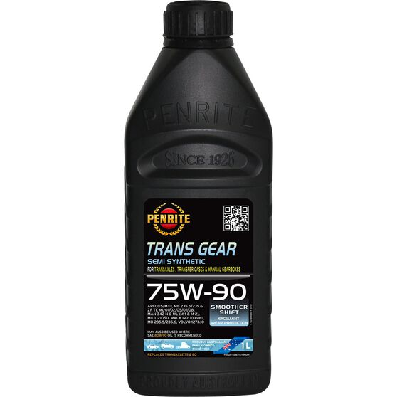 Penrite Trans Gear Oil - 75W-90, 1 Litre, , scanz_hi-res