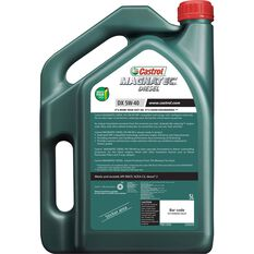 Castrol MAGNATEC Diesel DX Engine Oil - 5W-40, 5 Litre, , scanz_hi-res