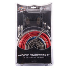 2 Channel Amplifier Wiring Kit, 4G, , scanz_hi-res
